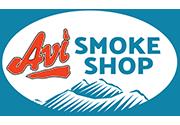 Avi Smoke Shop Logo